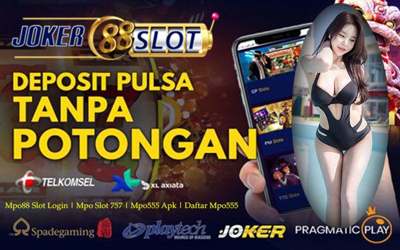 Mpo88 Slot Login